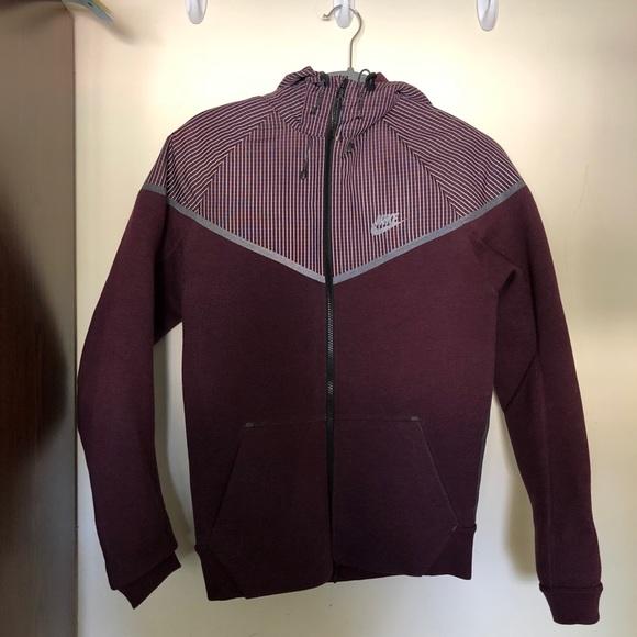c139b65069b2 Men s Nike Tech Fleece Windrunner Jacket. M 5aab5a75b7f72b60a33aed3e